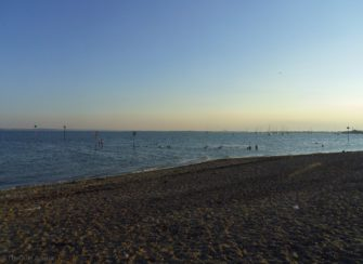 Chalkwell outfall