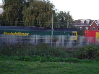 Tilbury train