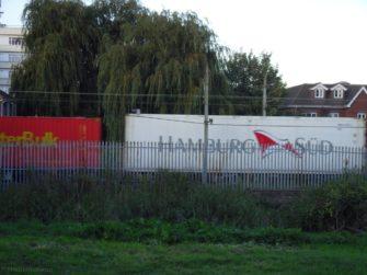 Tilbury Hamburg Sud