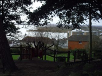 Library Gardens, Two Tree Island, Canvey Island, Kent