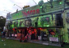 Chalkwell Fair. Hotel of Terror. 2018