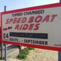 Speedboat ride, 2018