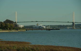 Thames Essex and Kent, Long Reach from Rainham